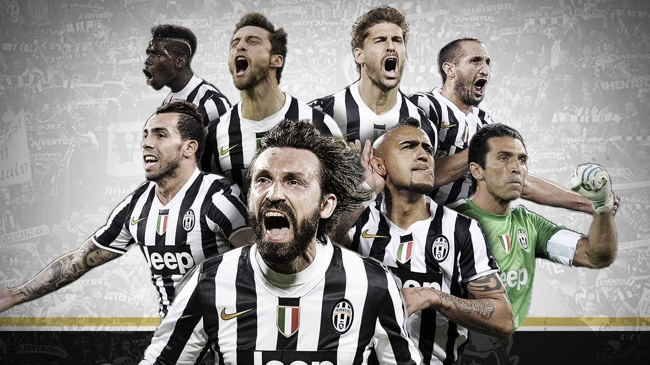 Juventus Champions Of Italy 2013 14 YouTube
