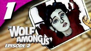 Let's Play The Wolf Among Us Episode 2 Smoke and Mirrors - Part 1 -- Bigby and The Huntsman Showdown