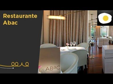 Restaurante Abac de Jordi Cruz (Reportaje)   Nuestras sugerencias