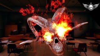 Insane Halloween Jumpscare Game - HIDE AND SHRIEK