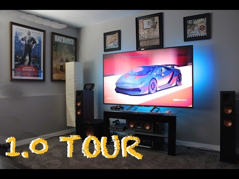 2017 Home Theater Tour 1.0