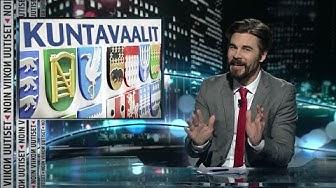 Jukka Lindström & Noin viikon uutiset: Kuntavaalit