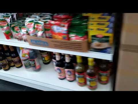 Pinoy Filipino Food shop in London, UK