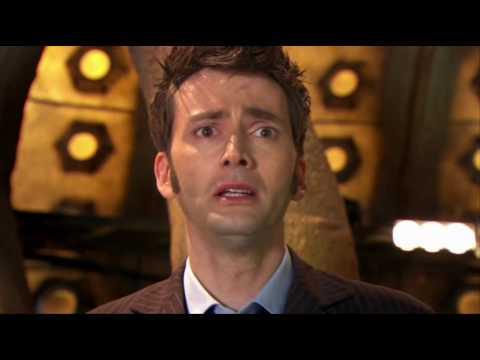 Doctor Who: Ten's regeneration