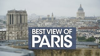 Climb Tour Saint Jacques in Paris - The Best View of Paris You've Never Seen