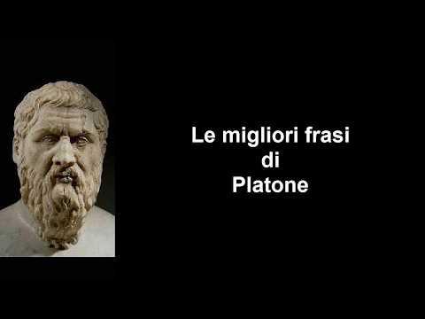 Frasi Celebri Di Platone
