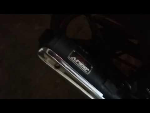 APIDO Open Standard Exhaust LC135