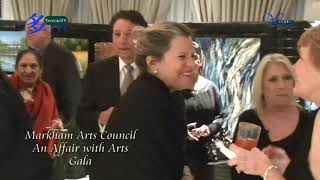 20191108, MAC, Markham Arts Council, An Affairs With Arts, Gala, 萬錦藝術局
