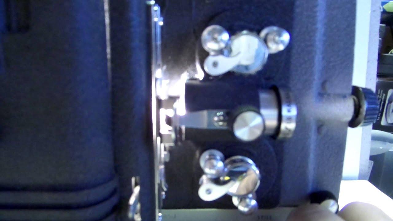 Keystone K-91 8mm film projector for sale on Ebay