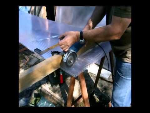 Comment decouper une plaque en acier ?
