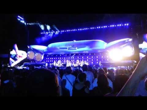 Bon Jovi - Massive 2nd Encore - Because We Can Tour, Brisbane Australia - 17th Dec 2013