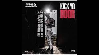 NBA Youngboy - Kick Yo Door [Official Instrumental] Prod. Dubba-AA x Louie Bandz