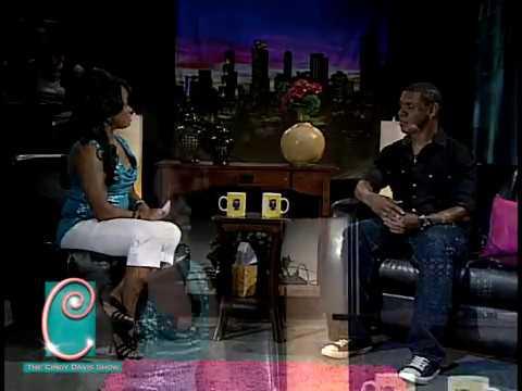 """The Cindy Davis Show featuring, poet """"SE7EN"""""""