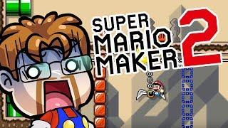 Super Mario Maker 2 - Playing Your Levels #9 Desert HORRORS?!