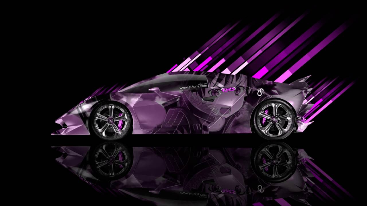 Nightcore Purple Lamborghini by Skrillex \u0026 Rick Ross