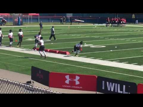 Keshawn King - Under Armour All America Camp