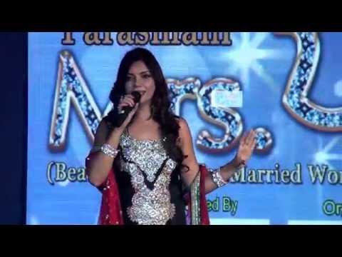 Mrs Punjab 2013 - Satinder Satti magical words