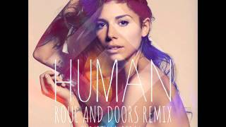 Christina Perri - Human (Roul and Doors Remix) [FULL]