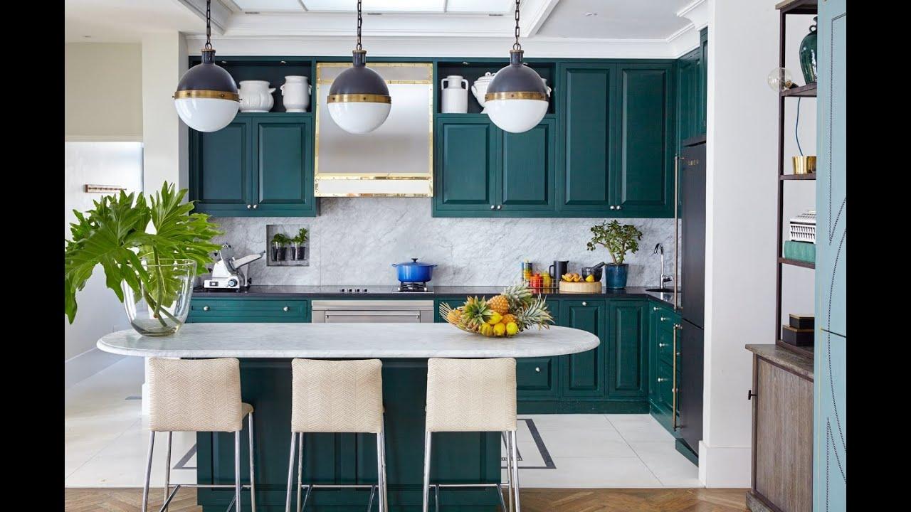 Modular Kitchen Design Ideas 2020 Kitchen Cabinets Colour Combination Youtube