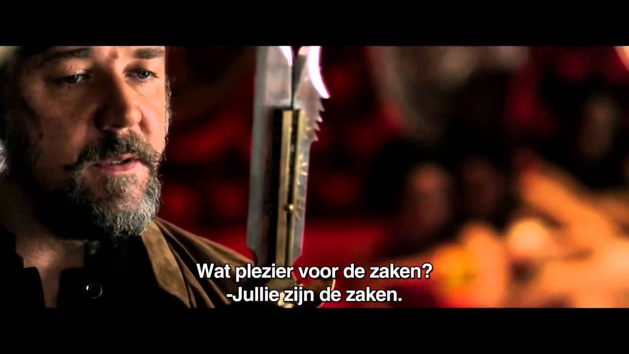 Official Redband trailer The Man With The Iron Fists (NL)