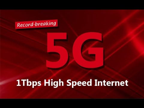 What is 5G ? When will come 5G mobile or 5g Technology, 5G Network Speed & Features