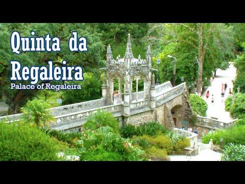 Quinta da Regaleira - Palácio da Regaleira Sintra - Portugal Travel Tour