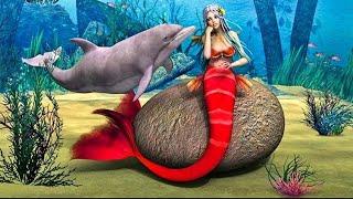 New Similar Apps Like Mermaid Simulator 3D - Sea Animal Attack Games