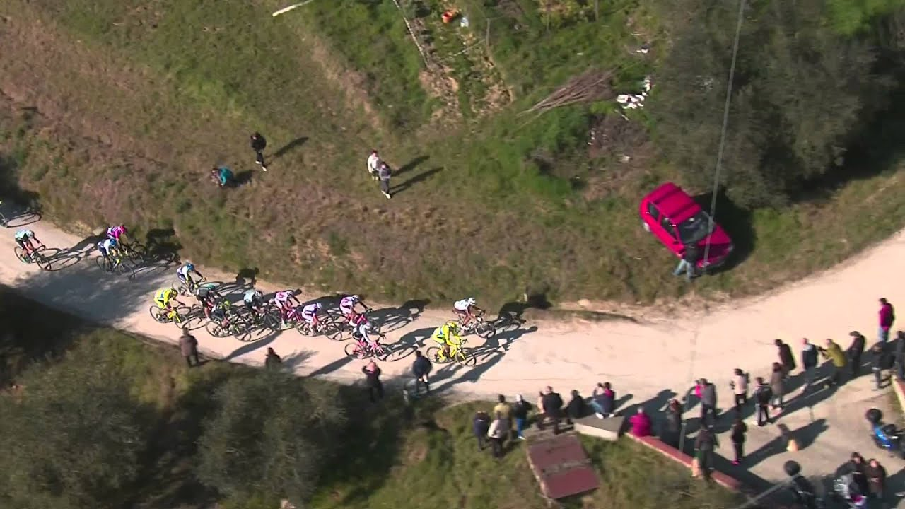 Strade Bianche 2015 Eroica Pro Highlights Youtube