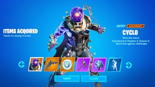 Fortnite Storm the Agency Challenge Reward