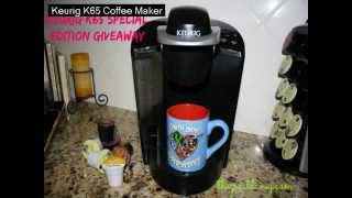 keurig k65 coffee maker | Keurig K60/K65 Special Edition Single Serve Coffee Maker