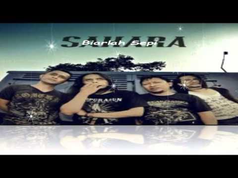 Sahara - Biarlah Sepi  (W/ Lyrics)