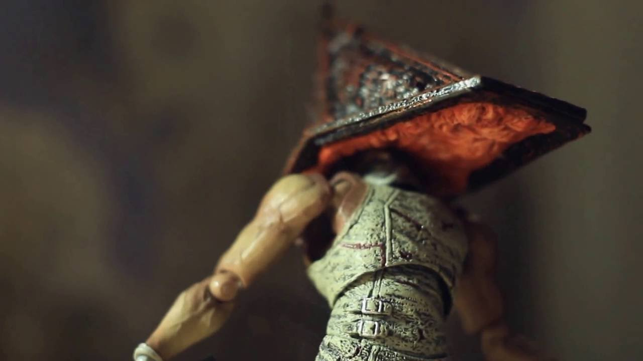 Silent Hill 2 Revelation Pyramid head Figma SP055 Action Figure NEW 6/'/'