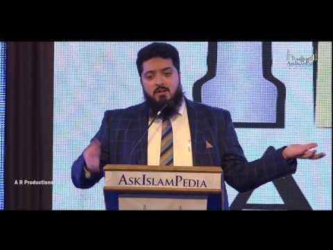 Mr Ajmal Sharfuddin (UAE) । AskIslamPedia Conference