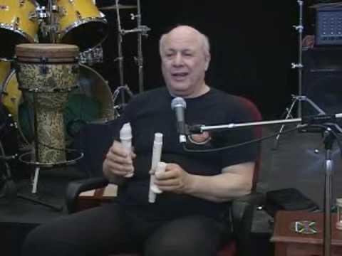 How do I clean my plastic recorder? - Beginner alto and soprano recorder lesson