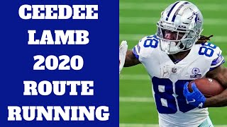 CeeDee Lamb 2020 Highlights Breakdown