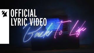 DubVision x Afrojack - Back To Life (Official Lyric Video)
