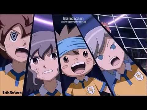 Inazuma Eleven GO The Movie - Legendary Raimon Appears