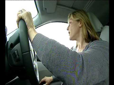 Driving tips from Vicki Butler-Henderson and Neil Oliver