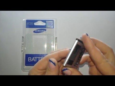 Аккумулятор для Samsung E200 Original