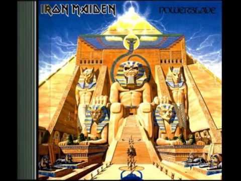 Iron Maiden - (1984) Powerslave *Full Album*