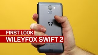 Wileyfox Swift 2 matches a metal body with a low price