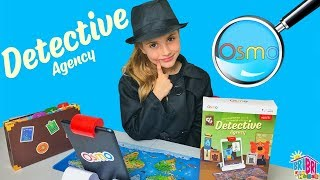 Osmo Detective Agency!🕵️♀️ Solve Cases around the World!