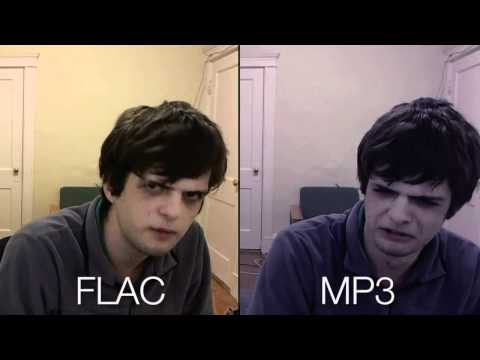 FLAC vs. MP3 - Head to Head