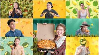 Pizza Hut Cheesy 7D 2020 - Say Durian (15S)