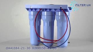 Обзор фильтры для воды Родниковая Вода 3