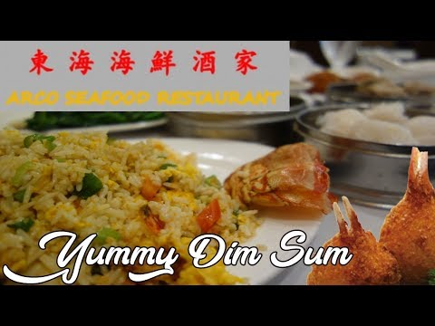 Arco Seafood Restaurant-My New Favorite Place For Dim Sum | Mukbang