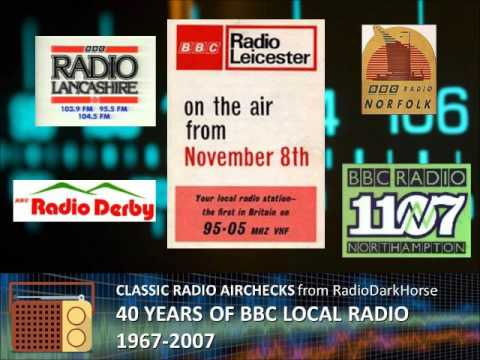 40 Years of BBC Local Radio Montage