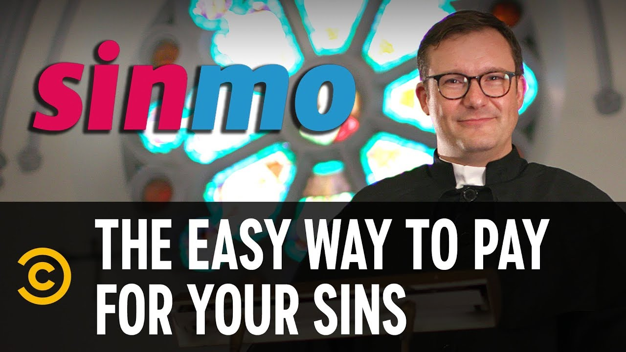 Pay for Your Sins the Easy Way with Sinmo - That's an App?