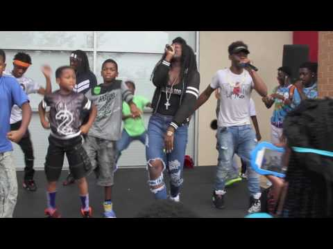 Intro by King Imprint & Chythegreatest (Live Performance) 7/30/2016