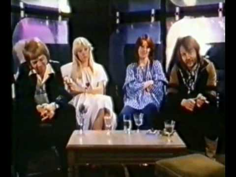 ABBA RARE INTERVIEW AUSTRALIA 77